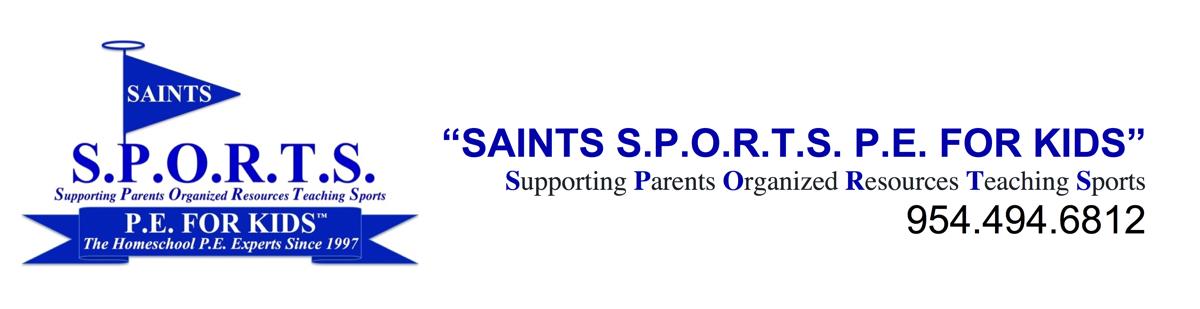 <Saints Sports Header Image>